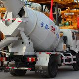 Camion de mélangeur concret de 12 mètres cubes, camion de mélangeur concret à vendre