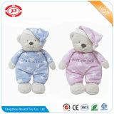 Teddy Bear Blue Quality Ce Baby Primeiro presente Soft Toy