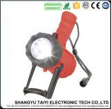 Proyector ligero del salto LED de Rechagreable de la antorcha de Protabel