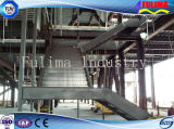 Escalera/escalera/escalera de acero para el taller (FLM-SP-012)