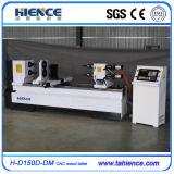 Dubbele As 3m Houten Automatische CNC van de Staaf Houten Draaiende Draaibank