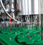 自動炭酸水・満ちるびん詰めにする機械