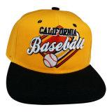 Casquette de baseball faite sur commande de Snapback avec le logo avant Gjfp17171