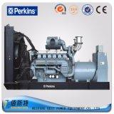 Hochwertiger Dieselmotor 800kw/1000kVA, der gesetzten leisen Typen festlegt