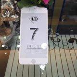 iPhone7/7plusのための新しい4D完全なカバー緩和されたガラススクリーン