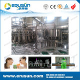 500ml Pet Bottle Pulp Juice Filling Monobloc Machine