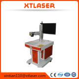 De Laser die van Mopa Machine voor het Merken van de Kleur van het Roestvrij staal en Shell van de Telefoon het Merken merken