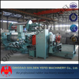 Xk-400 2ロール開いたゴム製混合製造所のゴム機械