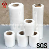 Пленка простирания LDPE пленки упаковки прозрачная