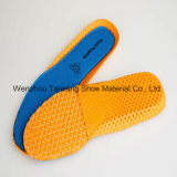 Memory Foam PU Sport Shoe, palmilha para homem
