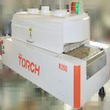 Bleifreier Rückflut-Ofen des Schreibtisch-R350 mit Inline-Prüfungs-Temperatur-Funktion