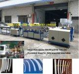 Конкурсная ведущий пластмасса трубы тефлона технологии прессуя делающ машинное оборудование