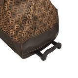 El recorrido del equipaje de la carretilla de la rueda del diseño de la manera lleva el bolso