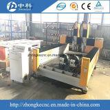 Pietra indipendente delle teste di alta qualità doppia e macchina di marmo del router di CNC