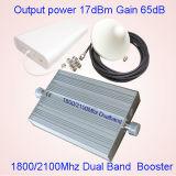 Dcs 1800MHz GSM 900 удваивает репитер St-1090A сигнала полосы