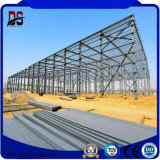 Estructura de acero caliente de la venta Q235 hecha para el almacén