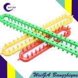 長方形のプラスチック織機の高品質のいろいろなカラーをカスタマイズしなさい