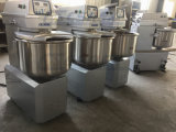 harina de 12.5kg 25kg 50kg 75kg 100kg que amasa el mezclador de pasta industrial espiral