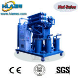 Dell'impianto di filtrazione del petrolio del trasformatore di vuoto della singola fase dello Svp
