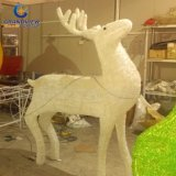 세륨 RoHS를 가진 Shopping Mall를 위한 방수 IP66 Decorative Christmas Village Street Lighting Deer