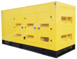 generatore diesel silenzioso 1100kw/1375kVA con il motore del MTU con le certificazioni di Ce/Soncap/CIQ/ISO