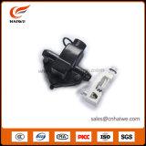 絶縁される低電圧のアルミ合金は絶縁体カバーが付いているクランプを留める