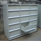Do rolamento modular do metal da garagem de DIY bancada de aço do armazenamento do armário de ferramenta grande