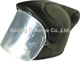 不発弾処理のヘルメット(iii)