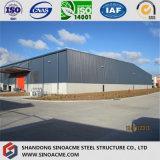 Estructura de acero de la alta calidad para el transportador de correa