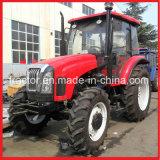 動かされた農場トラクター、110HP農業のトラクター(FM1104T)