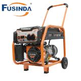 generador semi silencioso portable de la gasolina del hogar del comienzo eléctrico de 2.5kVA 220V
