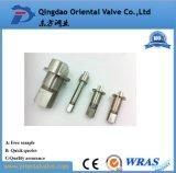 Chave de haste da válvula de aço inoxidável de amostra grátis