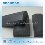 Магнит Ferritte большого блока постоянный керамический для генераторов