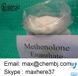 Bonne poudre de Methenolone Enanthate Steroide des prix pour la construction de muscle