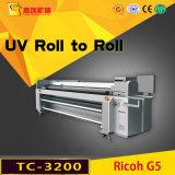 기계 Eco 용매 인쇄 기계를 인쇄하는 직물
