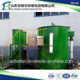 Gevogelte die de Installatie van Daf van de Behandeling van het Afvalwater, Capaciteit slachten 5-300m3/Hour