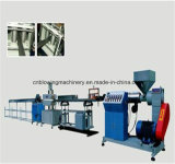 WPC Skin Foam Board Extrusion Line para Furniture Foam Board