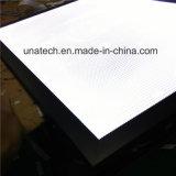 호리호리한 방수 LED 매체 가벼운 상자를 광고하는 알루미늄 프레임 실내 술집의 일반석
