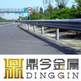 직류 전기를 통한 강철 도로 안전 W 광속 난간