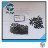 Le prix usine réutilisent les granules noirs de HANCHES/polystyrène à haute impression de HANCHES