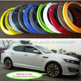 Círculo decorativo da roda do automóvel