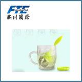 Дешевый стрейнер чая Infuser зеленого чая силикона