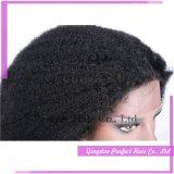 지름길 바브 작풍 아프로 비꼬인 컬 브라질 머리 가발
