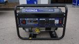 Gerador da gasolina da alta qualidade de M6500e 5kw com fase monofásica da C.A., 220V e tampa