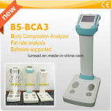 Corps professionnel d'analyseur d'analyseur de composition corporelle pour les salons de beauté à la maison d'utilisation