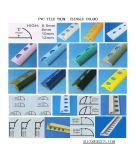 Garniture de carreaux de PVC à brise de haute qualité
