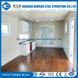 Contenitore/Sandwich Panel, Container Material e Kiosk, Villa, Booth, House, Hotel, Toilet, Shop, Office Use Container House