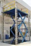 estacionário 1t hidráulicos Scissor o equipamento de levantamento