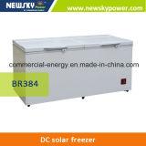 Congelador psto solar do refrigerador da C.C. 12V 24V