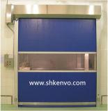 Das Hochgeschwindigkeits Belüftung-Gewebe rollen oben Türen für Luft-Dusche